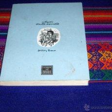 Cómics: CUALQUIER SENCILLA INTIMIDAD DE JEFFREY BROWN. LA CÚPULA NOVELA GRÁFICA 2008. 230 PGNS. RARO.. Lote 42504477