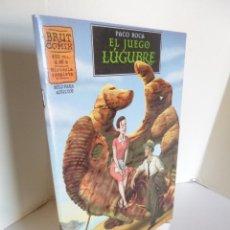 Cómics: EL JUEGO LÚGUBRE (PACO ROCA) BRUT COMIX. LA CÚPULA 1995 OFRT. Lote 97798014
