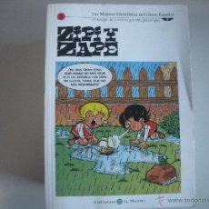 Cómics: ZIPI Y ZAPE Nº 2 - BUBLIOTECA EL MUNDO -. Lote 43107554