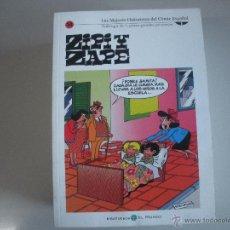 Cómics: ZIPI Y ZAPE Nº 14 - BIBLIOTECA EL MUNDO -. Lote 43107566