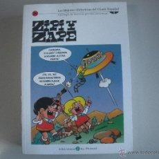 Cómics: ZIPI Y ZAPE Nº 26 - BIBLIOTECA EL MUNDO -. Lote 43107597