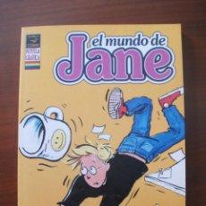 Cómics: EL MUNDO DE JANE EDICIONES LA CUPULA. Lote 44911351
