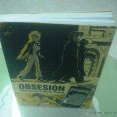 Comics: CHARLES MASSON: OBSESIÓN. Lote 45093993