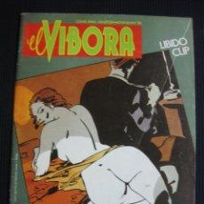 Cómics: EL VIBORA. Nº 96. LIBIDO CLIP. EDICIONES LA CUPULA.. Lote 45266907