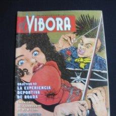 Cómics: EL VIBORA. Nº 109. EDICIONES LA CUPULA.. Lote 45267405