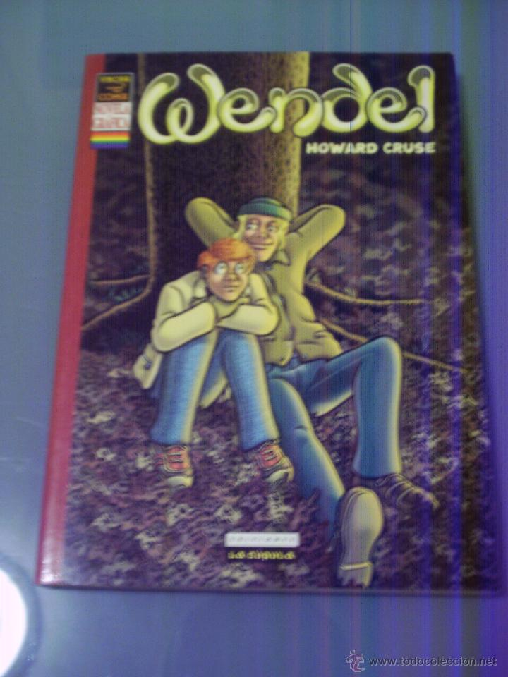 WENDEL - HOWARD CRUSE. (Tebeos y Comics - La Cúpula - Comic USA)