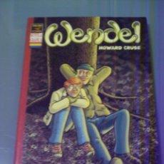 Cómics: WENDEL - HOWARD CRUSE.. Lote 45412638