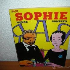 Cómics: MUÑOZ/SAMPAYO - SOPHIE - LA CÚPULA. Lote 45440920