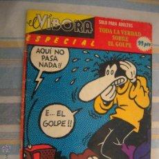 Cómics: EL VIBORA ESPECIAL EL GOLPÈ. Lote 45796125
