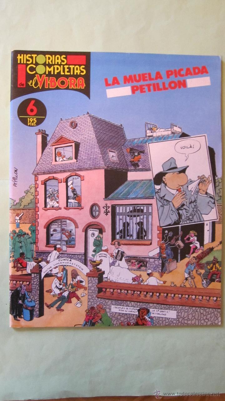 EL VIVORA: HISTORIAS COMPLETAS Nº 6 (Tebeos y Comics - La Cúpula - El Víbora)