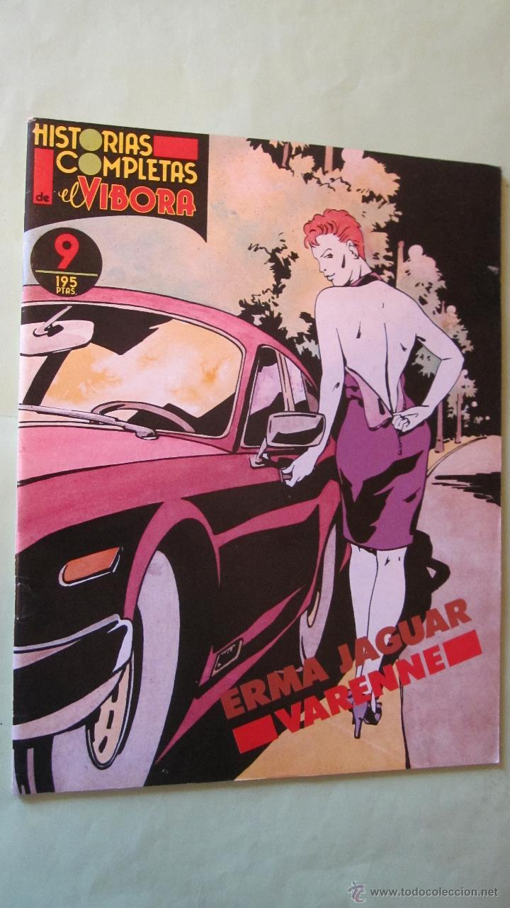 EL VIVORA: HISTORIAS COMPLETAS Nº 9 (Tebeos y Comics - La Cúpula - El Víbora)