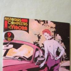 Cómics: EL VIVORA: HISTORIAS COMPLETAS Nº 9. Lote 46306748