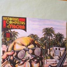 Cómics: EL VIVORA: HISTORIAS COMPLETAS Nº 11. Lote 46306770