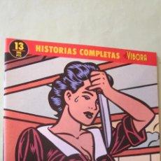 Cómics: EL VIVORA: HISTORIAS COMPLETAS Nº 13. Lote 46306795