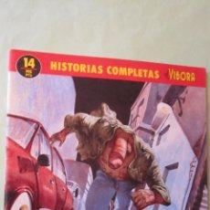Cómics: EL VIVORA: HISTORIAS COMPLETAS Nº 14. Lote 46306813