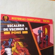 Cómics: EL VIVORA: HISTORIAS COMPLETAS Nº 15. Lote 46306849