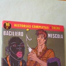 Cómics: EL VIVORA: HISTORIAS COMPLETAS Nº 18. Lote 46306904