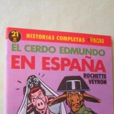 Cómics: EL VIVORA: HISTORIAS COMPLETAS Nº 21. Lote 46306938