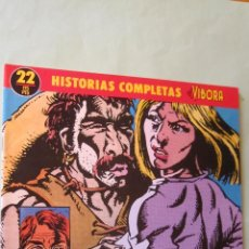 Cómics: EL VIVORA: HISTORIAS COMPLETAS Nº 22. Lote 46307335