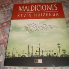Cómics: MALDICIONES KEVIN HUIZENGA COLECCIÓN NOVELA GRÁFICA EDICIONES LA CÚPULA 2007. Lote 46613477