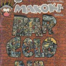 Cómics: REVISTA MAKOKI Nº 25. VV.AA., 1992. Lote 47302050