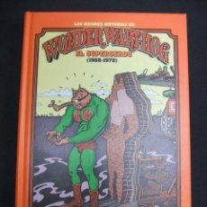 Cómics: LAS MEJORES HISTORIAS DE WONDER WART-HOG - EL SUPERSERDO - FIRMADO Y CON DIBUJO DE GILBERT SHELTON -. Lote 47424653