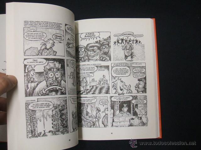 Cómics: LAS MEJORES HISTORIAS DE WONDER WART-HOG - EL SUPERSERDO - FIRMADO Y CON DIBUJO DE GILBERT SHELTON - - Foto 7 - 47424653
