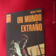 Cómics: UN MUNDO EXTRAÑO - MEZZO & O¡PIRUS - BRUT COMIX. Lote 47790527
