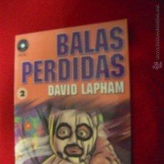 Cómics: BALAS PERDIDAS 2 - DAVID LAPHAM - FUERA DE SERIE COMIX. Lote 47790541