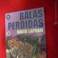 Cómics: BALAS PERDIDAS 3 - DAVID LAPHAM - FUERA DE SERIE COMIX. Lote 47790542