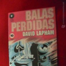 Cómics: BALAS PERDIDAS 10 - DAVID LAPHAM - FUERA DE SERIE COMIX. Lote 47790550