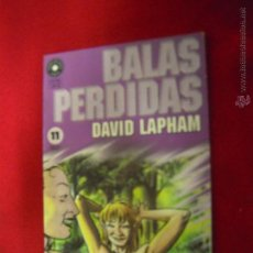 Cómics: BALAS PERDIDAS 11 - DAVID LAPHAM - FUERA DE SERIE COMIX. Lote 47790554