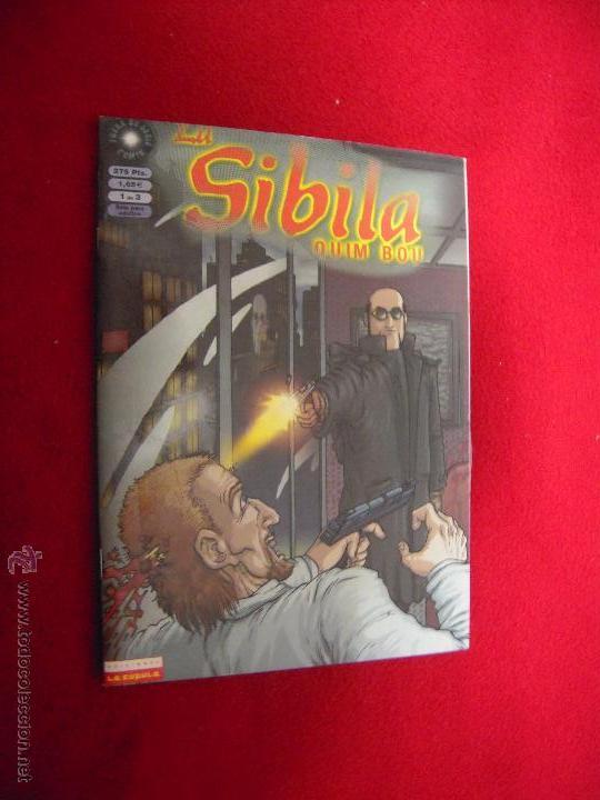 LA SIBILA 1 - QUIM BOU - FUERA DE SERIE COMIX (Tebeos y Comics - La Cúpula - Comic Europeo)