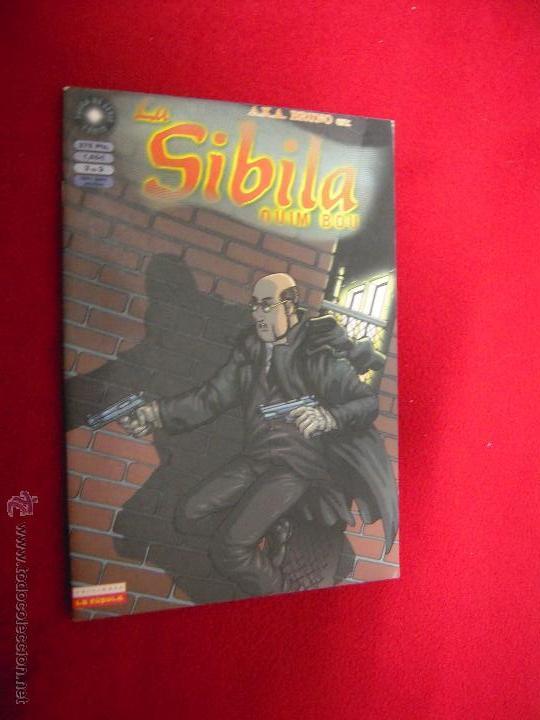 LA SIBILA 3 - QUIM BOU - FUERA DE SERIE COMIX (Tebeos y Comics - La Cúpula - Comic Europeo)