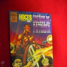 Cómics: SUEÑOS DE PATRIOTA - HOCES & SAM - BRUT COMIX. Lote 47791898