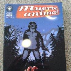 Cómics: MUERTE ANIMAL -- Nº 1 DE 3 -- QUIM BOU -- LA CUPULA --. Lote 47849349