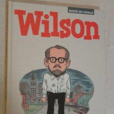 Cómics: WILSON DANIEL CLOWES COMIC LA CUPULA , EDICIÓN EN CATALÁN. Lote 47526762