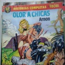 Comics : HISTORIAS COMPLETAS-EL VIBORA-ARNON-OLOR A CHICAS. Lote 47882674