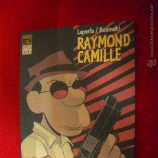 Cómics: RAYMOND CAMILLE - EXITO TRIUNFO VICTORIA - LAPERLA&KOSINSKI - RUSTICA. Lote 48012971
