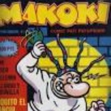 Cómics: [LOTE DE CONJUNTO DE CINCO NÚMEROS DE ] MAKOKI (PRIMERA ÉPOCA) Nº 1, 2, 3, 4, 5 (1982). Lote 48635380
