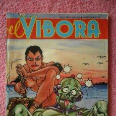 Cómics: EL VIBORA 90 EDICIONES LA CUPULA 1987 EL PATITO FEO. Lote 48698751