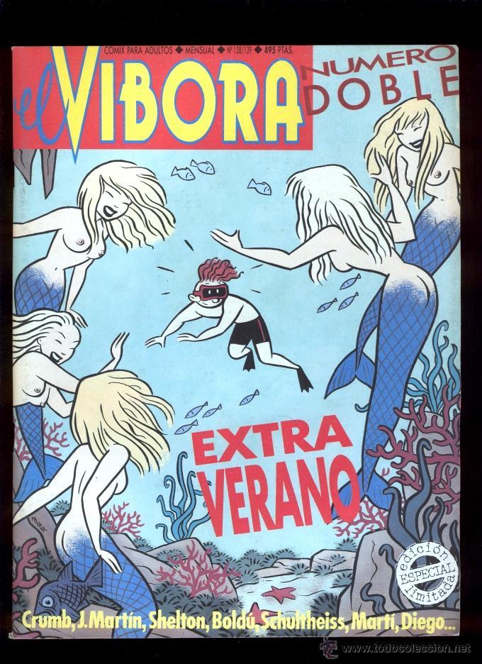 EL VÍBORA 138 139 NÚMERO DOBLE (Tebeos y Comics - La Cúpula - El Víbora)