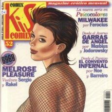 Cómics: COMIX KISS COMIX - Nº 52. Lote 49071522