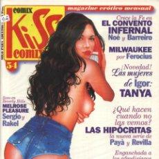 Cómics: COMIX KISS COMIX - Nº 54. Lote 49071539