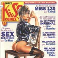 Cómics: COMIX KISS COMIX - Nº 55. Lote 49071544
