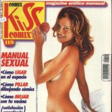 Cómics: COMIX KISS COMIX - Nº 119. Lote 49077385