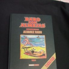 Cómics: RABO CON ALMEJAS - TOMO 1 - ALVAREZ RABO - LA CUPULA - . Lote 49321813