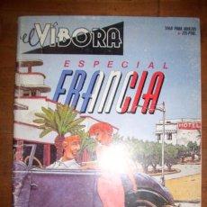 Cómics: EL VÍBORA. ESPECIAL FRANCIA. Lote 49468824