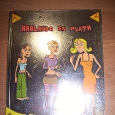 Cómics: ENTRIALGO, MAURO. HABLANDO EN PLATA : EL DEMONIO ROJO 2. Lote 49870348