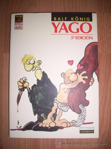 KÖNIG, RALF. YAGO (Tebeos y Comics - La Cúpula - Comic Europeo)